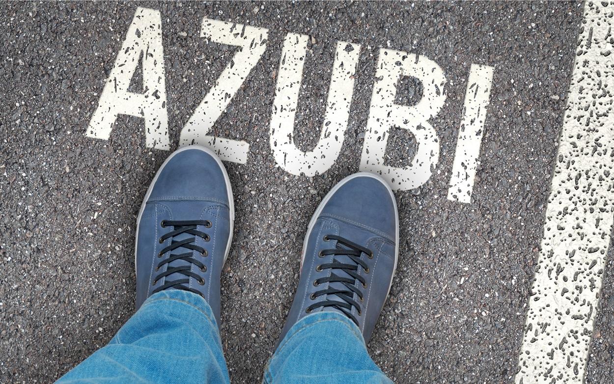Azubi - Wir stellen ein