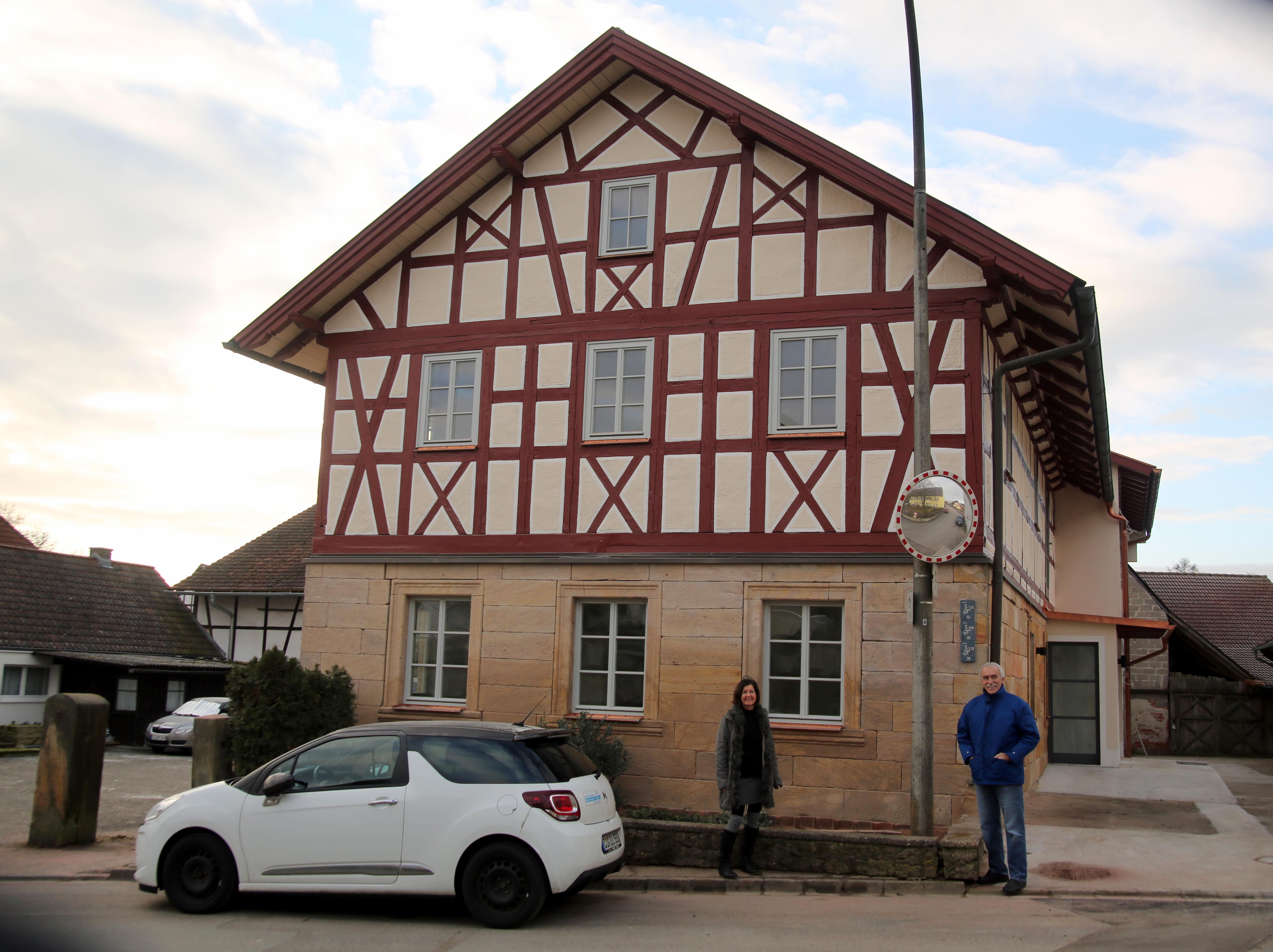 Unser neuer Stützpunkt in Dietersdorf