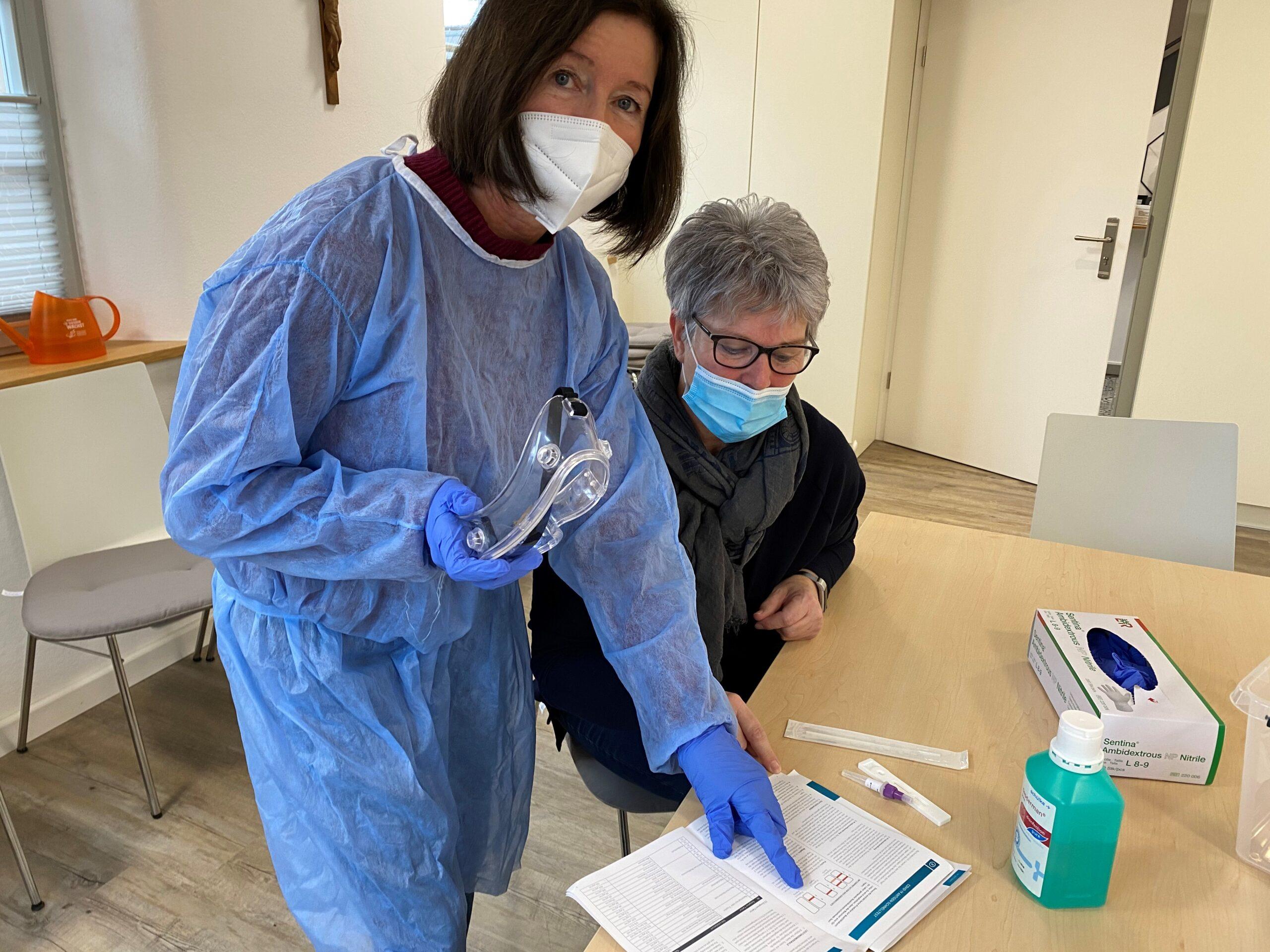 Sicherheit für Patienten und Mitarbeiter im ambulanten Dienst